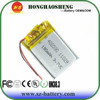 Hot selling lithium ion rechargeable 3.7v 180mah li-ion battery 042030 for pos machine