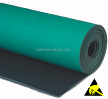 Low Price China Factory Cleanroom Use Rubber Anti Static ESD Mat