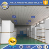 light weight white expanded pvc board 20mm for plastic partition wall