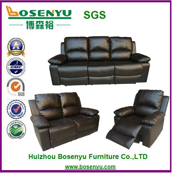 Ashley Furniture Leather Recliner Reclining Sofa Recliner Single