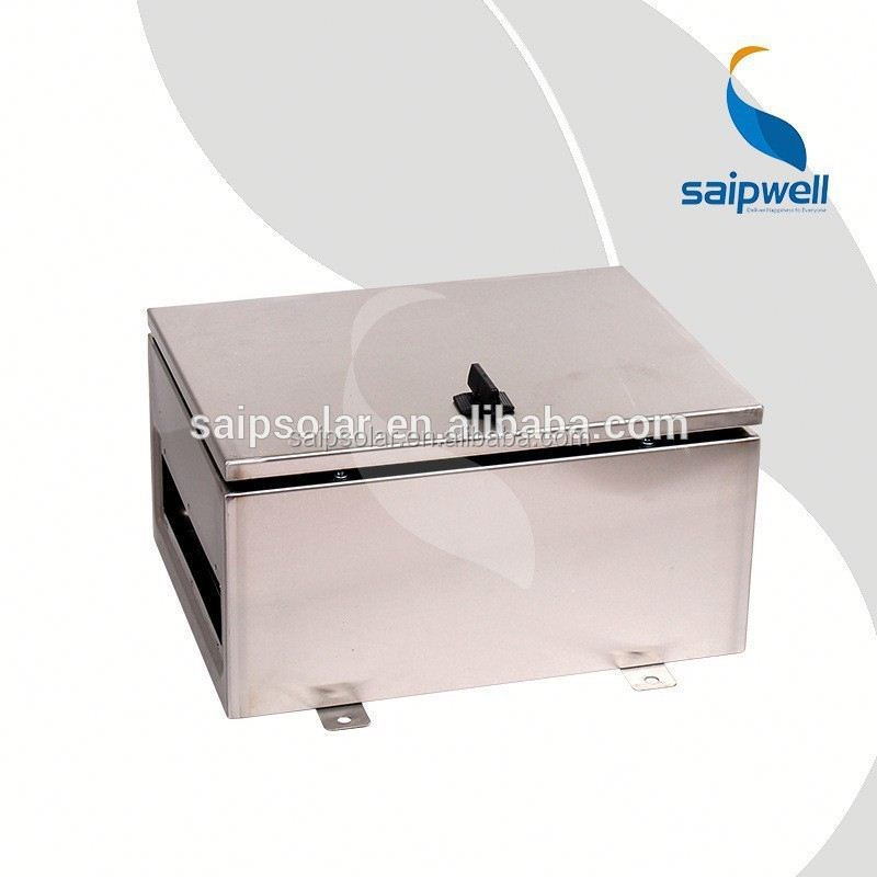 Saip/Saipwell electronic outdoor IP66 300*300*250MM SPT-303025 modular enclosures