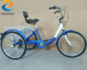 7 speeds steel frame adult pedal tricycle