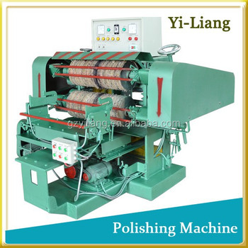 stainless steel polisher machine