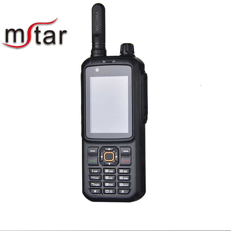 Mstar CK-290 Mondial Zello Radio Bidirectionnelle avec carte sim Talkie-walkie