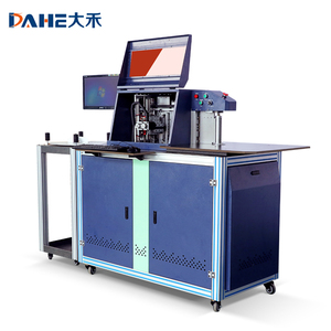 DH-8150 Automatic CNC Acrylic aluminum ss channel letters bending machine
