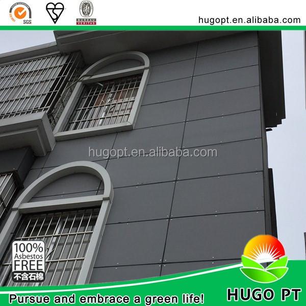 lextrieur par le biais couleur fiber de ciment revtement mur pour la dcoration de - Ciment Color Exterieur