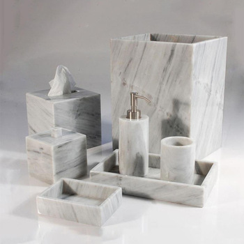 Yeeho Bath Accessories Natural Stone