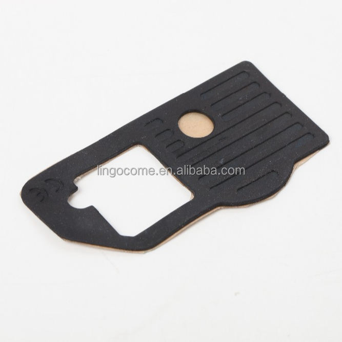 New Body Bottom Rubber Cover Replacement for Nikon D700 D300 D300S Camera Repair