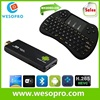 Smart TV Stick/Mini PC/android TV Dongle with Quad core RK3128 1GB RAM 8GB ROM Bluetooth