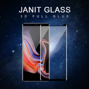 New Arrival 5D Full Glue Tempered Glass Phone Sheet for Samsung S10 Air Bubble Remove Mobile Screen Guard