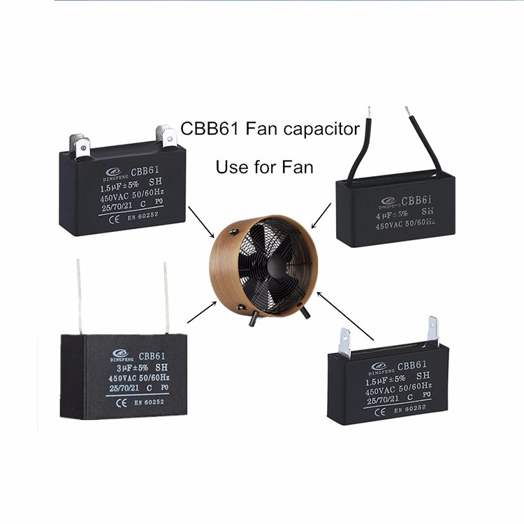 Fan Capacitor 3 Wire, Fan Capacitor 3 Wire Suppliers and ...