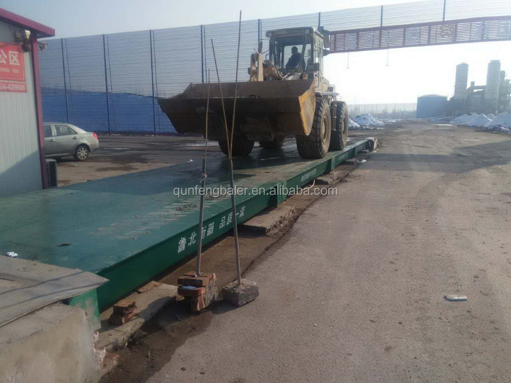 Electrical Truck Scale/ weighbridge in high quality for sale