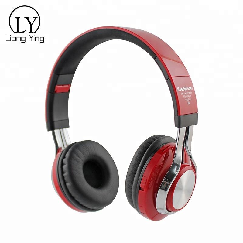 3d50da9d9f3 2018 New Bluetooth Headphone Over Ear Wireless Headset - Buy ...
