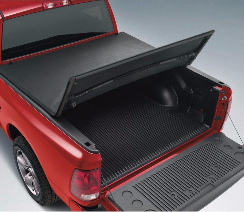 Assault 5020582 Soft Tri-Fold Vinyl Tonneau Cover 15-17 ford F-150 6.5' Bed