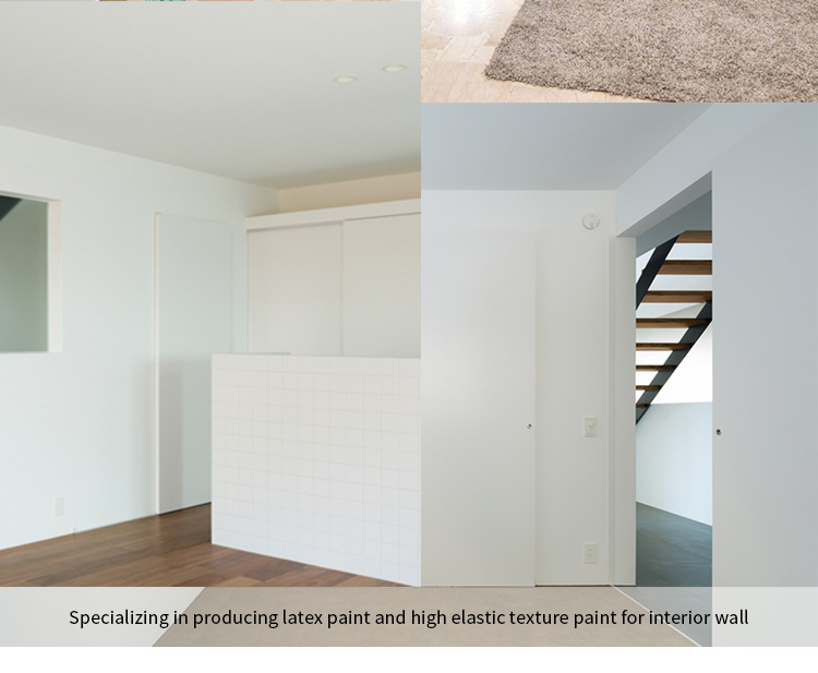 LR-6470 Waterborne emulsion inside wall coating latex paint acrylic emulsion for exterior wall paint