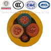 CE certificate H07RN-F 4 core 4 mm2 Neoprene Rubber Power Cable