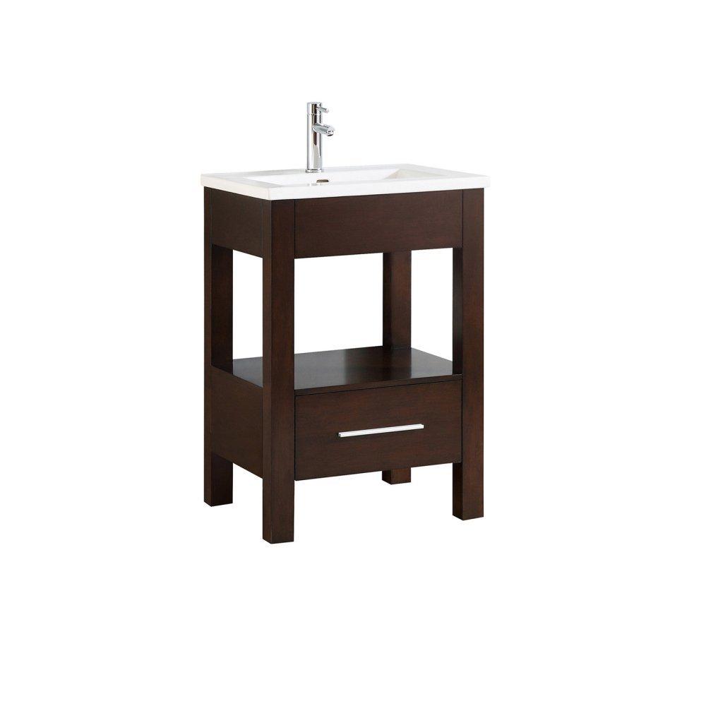 Azzuri CityLoft Single Sink Bathroom Vanity