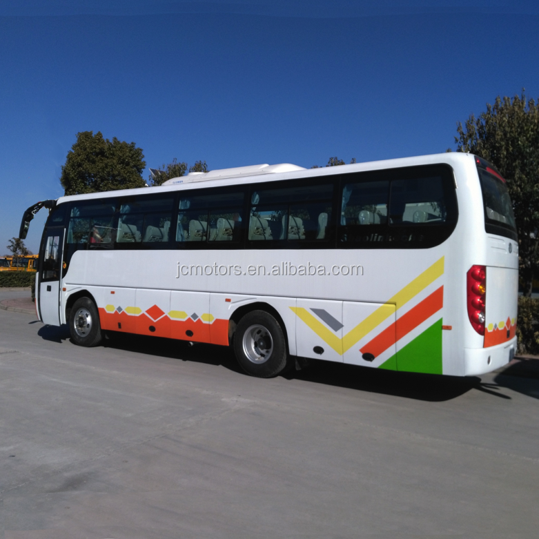 6810 Luxury Coach bus 40 seater bus with low price