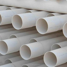 ASTM BS AS NZS DIN ISO standard PVC pipe for water supply