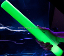 Hot sell Multicolor Flashing led Light Sticks Color Changing Foam Sticks for Party Supplies