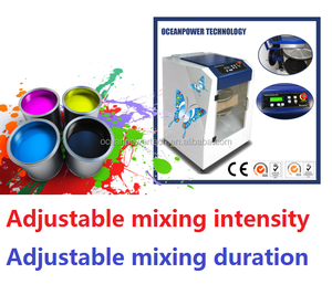Paint color mixing machine / auto gyro paint mixer / gyroscopic liquid paint machinery for large-capacity barrel