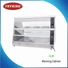 CE approved snack bar restaurant electric food warmer for catering