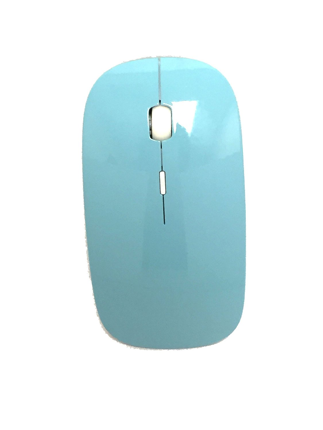 759b579ecc9 Get Quotations · ROCKSOUL MS-102 Bluetooth Laser Mouse for MAC, Baby Blue