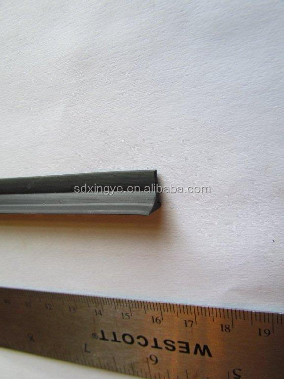 silicone rubber edge trim seal for door and window