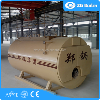 Dairy Industry Used Exhaust Gas Boiler Manufactures South Korea ...