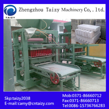 Equipped with moulds manual interlock brick machine block and brick making machine