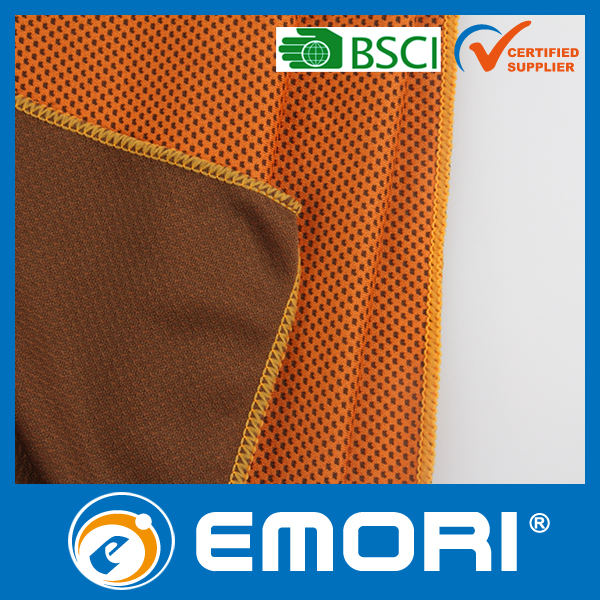Popular new design distributor wanted instant cooling towel travel towel