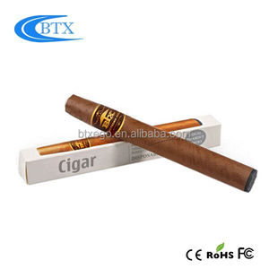 Household Industrial Use and Disposable Feature tobacco flavor e cigar with packaging bags