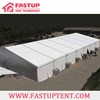 Aluminium Frame ABS Hard Wall 300 Seater Wedding Event Marquee Catering Tents With Glass Door
