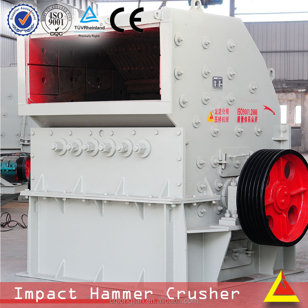 Hammer Crusher Widely Used in Mining Industry All Over The World
