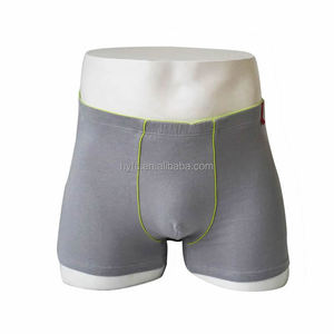 Factory Offer Custom men's long underwear with BSCI Certifications and Careefour in gray