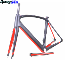 Hoge prestaties carbon aero road frame