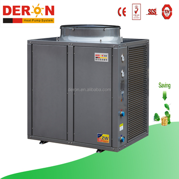 Air Source Central Water Heater For Cooling/heating System - Buy ...