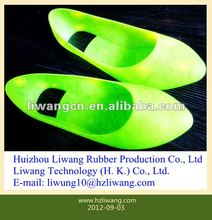 2012 Fashion party gift Fluorescent/waterproof /high-heeled shoes cover