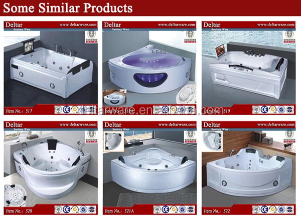 massaggio di lusso vasca da bagno con tv,indoor delux vasca da, Disegni interni