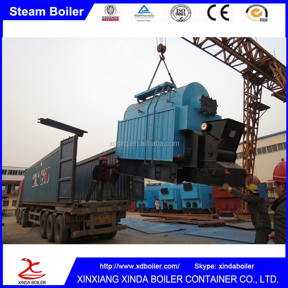 Low Price 4 Ton Horizontal Boiler,boiler tube with <strong>CE</strong>, ISO, SGS