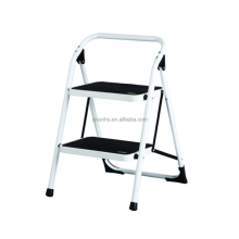 household steel 2 step multifunction folding ladder