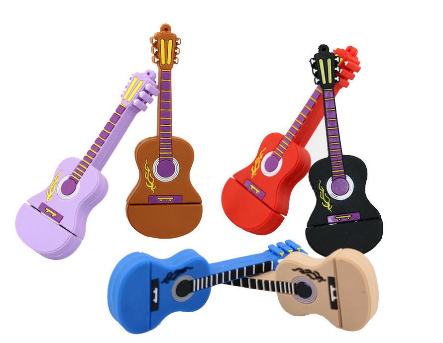 De Dibujos Animados De Guitarra Violín Usb Flash Driveregalo Para Niños De 4 Gb 8 Gb 16 Gb Buy Usb Flash Drive Regaloregalo Promocional Barato Usb