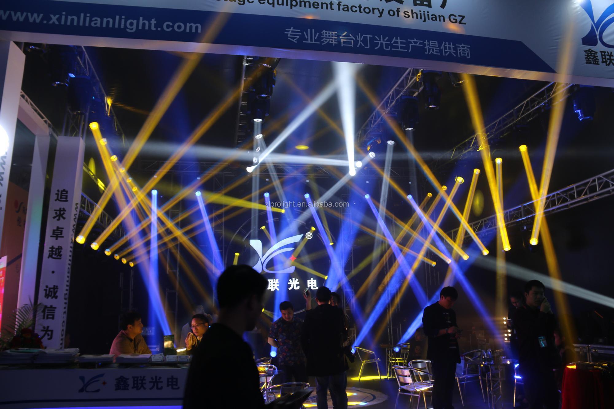 Clay Paky 230w sharpy 7r beam moving head sharp dj light
