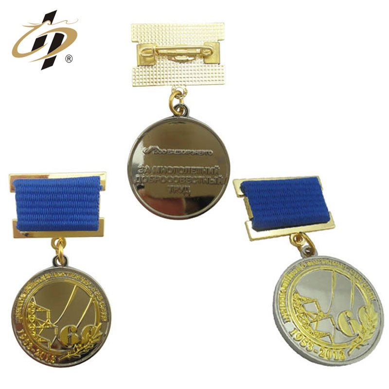 china suppliers custom award medal made military souvenir plaque medal