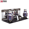 customized clothing trade show exhibition display booth with best service