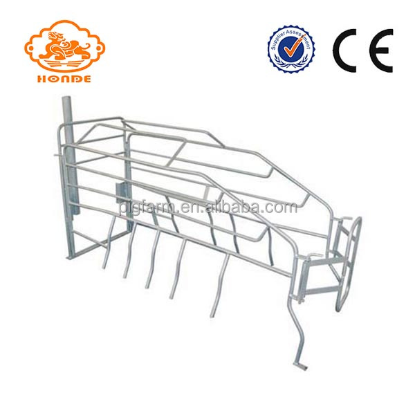hot dipped galvanized farrowing pig pen for sales