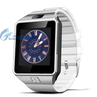 Bluetooth Smart watches DZ09 for Cell Phone SIM card anti-lost touch screen mobile watch phone