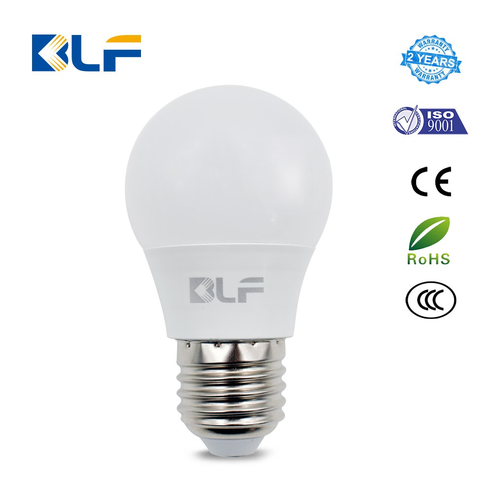 E27 Socket 220V LED Cold White Light Bulb