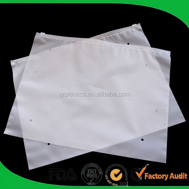 high quality recyclable customized CPE bag