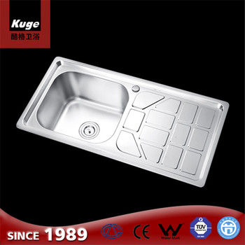 Restaurant Equipment Used Stainless Steel Kitchen Sinks For Home